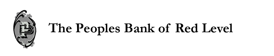 The Peoples Bank of Red Level